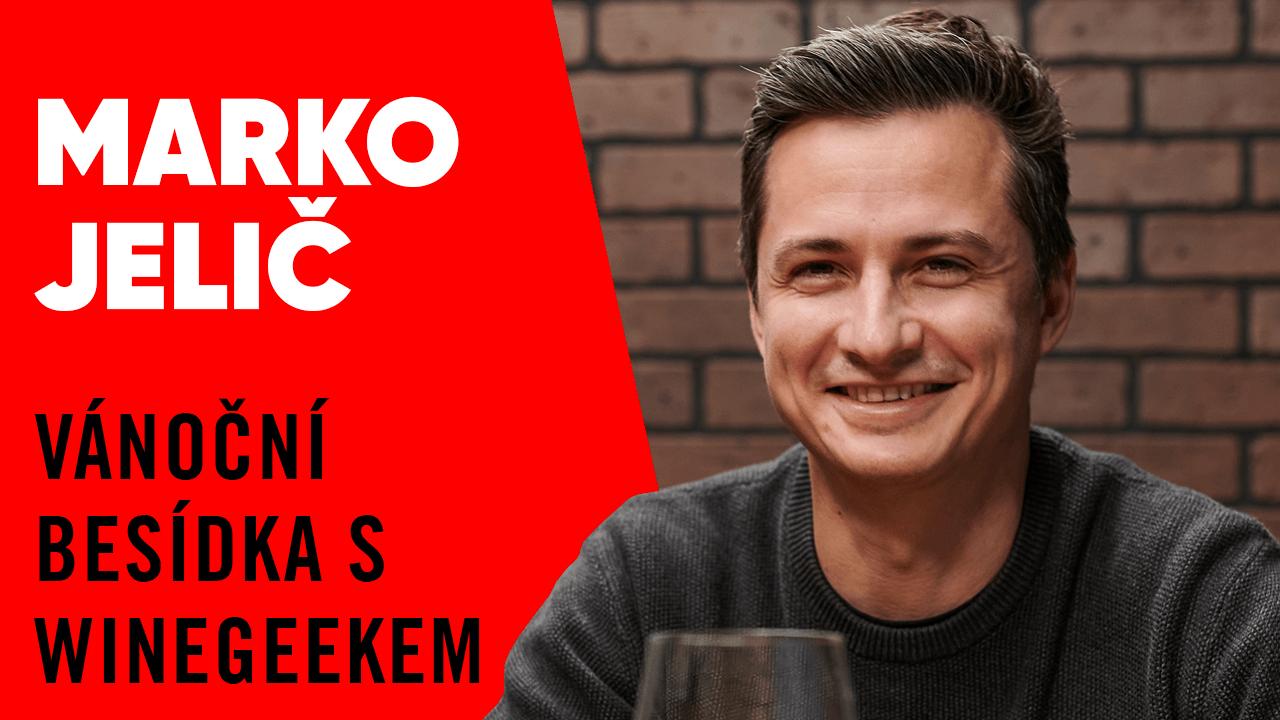 #58 – Marko Jelič je zpět! Vánoční besídka