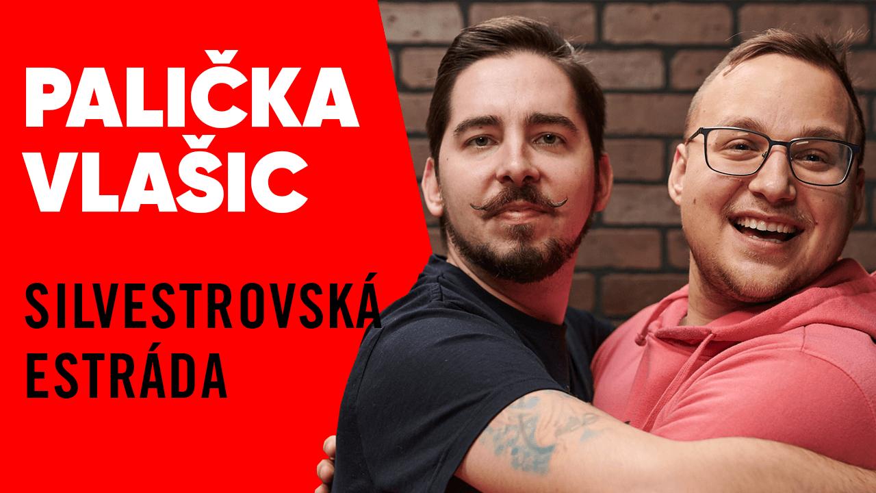 #59 – Honza Palička a Vilém Vlašic! Silvestrovská estráda